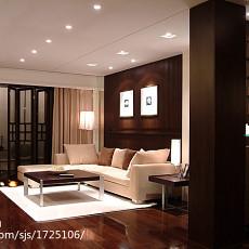 热门132平米四居客厅现代效果图片欣赏