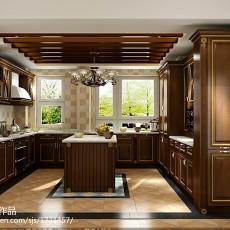 豪华欧式风格四室两厅装修效果图欣赏大全