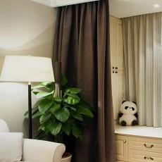 热门美式别墅客厅效果图片大全
