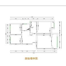 精选大小93平现代三居客厅装修图片欣赏