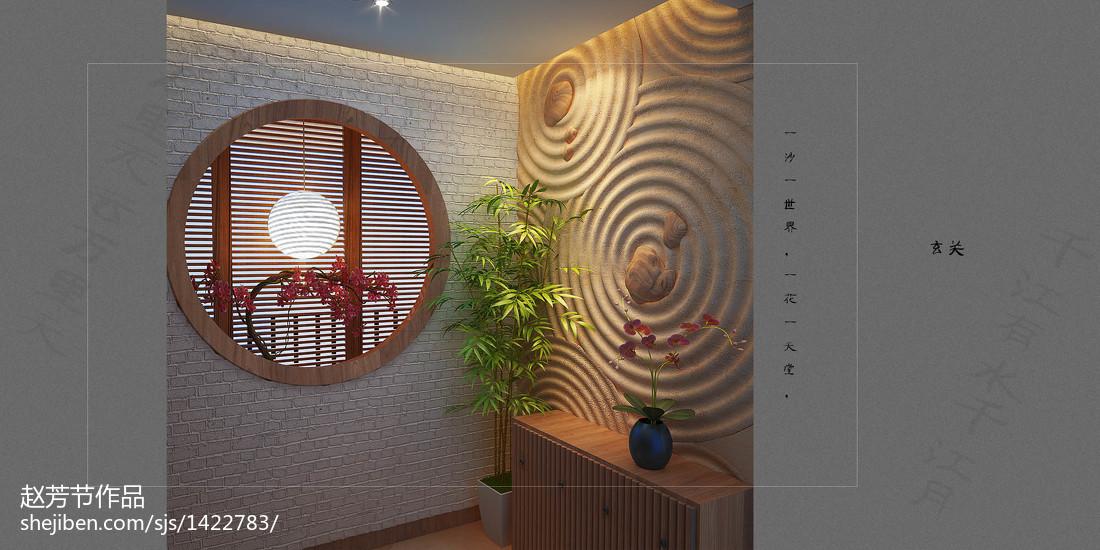 质感现代化餐厅设计效果图