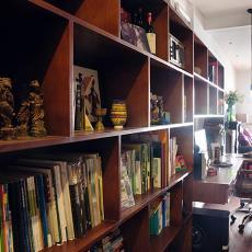 东南亚风格两室两厅效果图欣赏大全