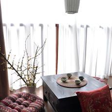 东南亚风格一室一厅设计图片欣赏大全