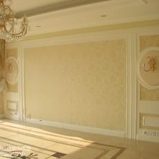 欧式风格四室两厅装修图片欣赏大全