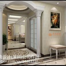 精选欧式四居客厅装饰图片
