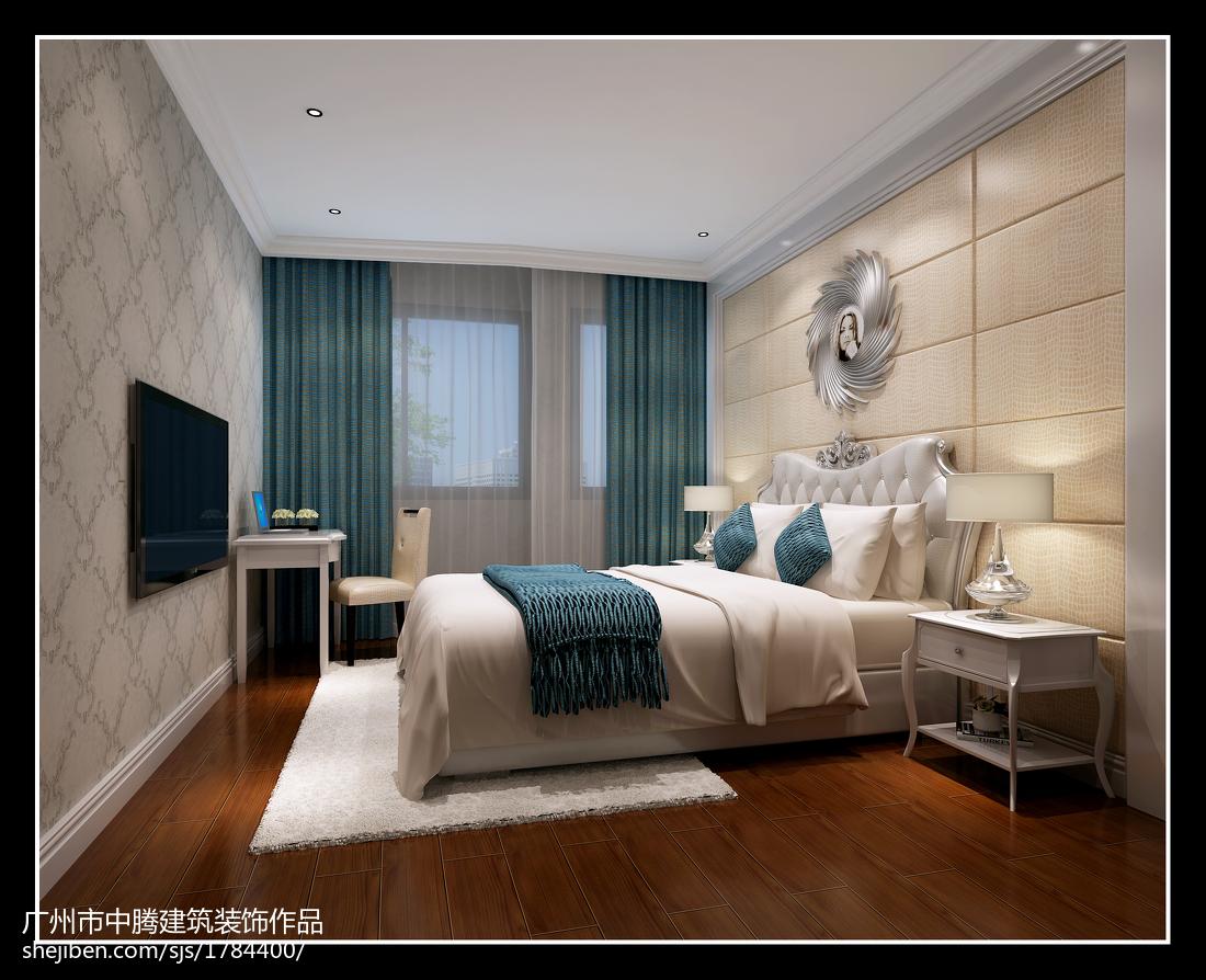 现代简约卧室室内装修设计效果图片