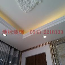 2018108平米三居客厅欧式装修效果图片