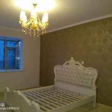 四居卧室美式设计效果图