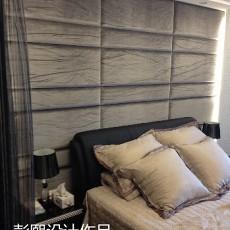 四居卧室现代装修设计效果图片欣赏