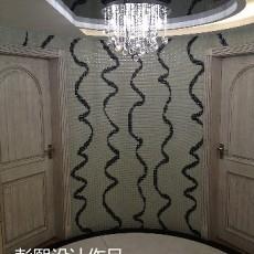 2018精选138平米四居过道现代装饰图片