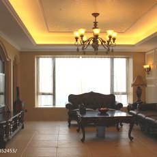 热门144平米现代别墅客厅装修设计效果图片欣赏