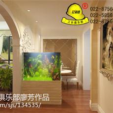 热门面积139平别墅休闲区欧式装修效果图片欣赏