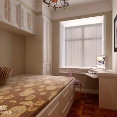 热门大小77平现代二居卧室装修欣赏图片大全