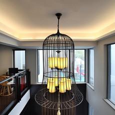 精美新古典别墅客厅装饰图片