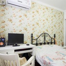 热门71平米二居卧室欧式装修欣赏图片大全
