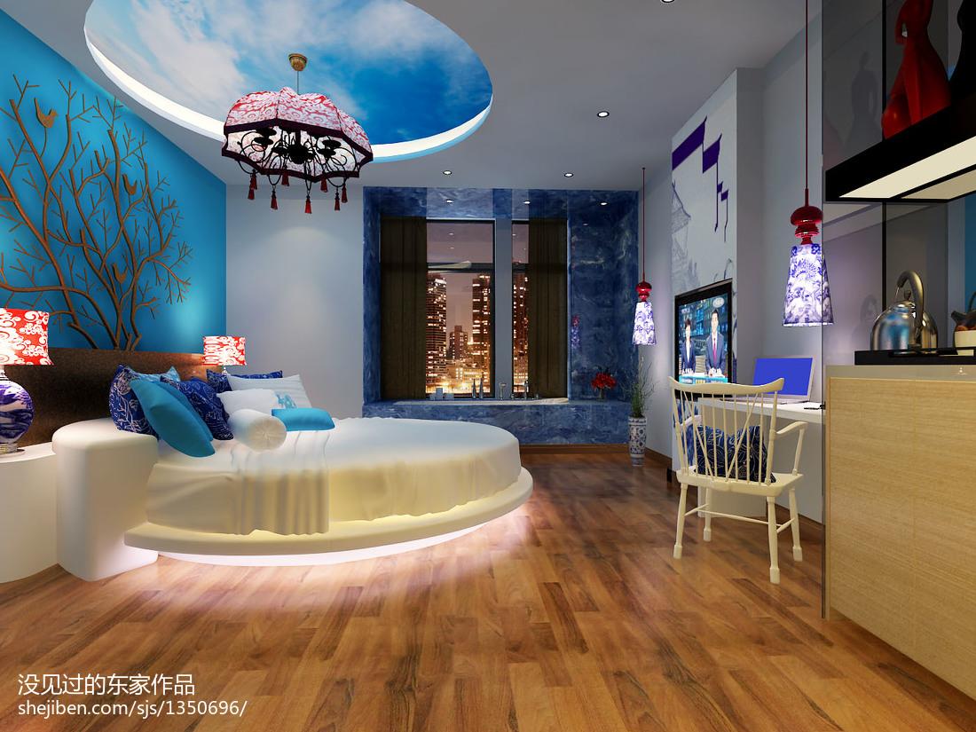 现代欧式家装客厅设计图片大全