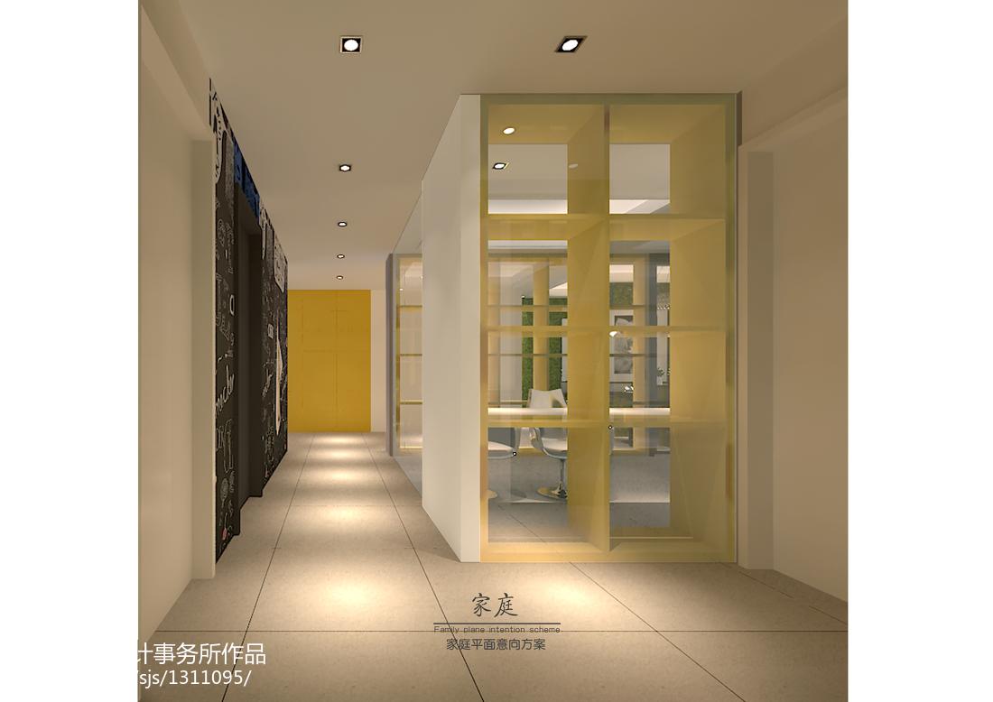 田园美式设计卫生间装修效果图