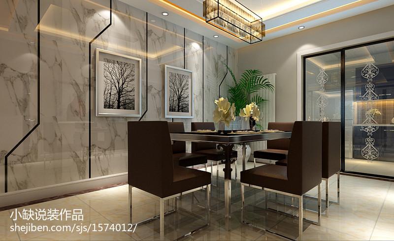 2018公寓现代装饰图