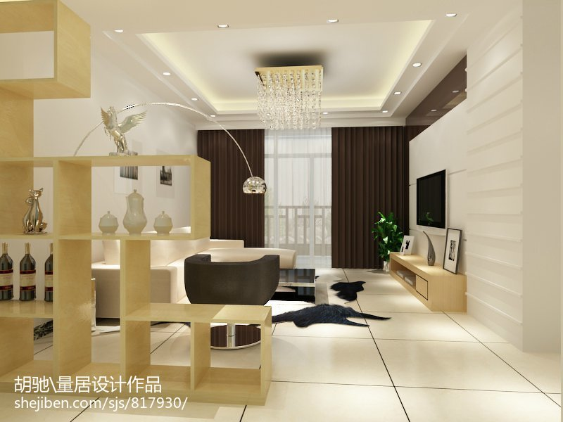 热门112平米现代复式过道实景图片欣赏