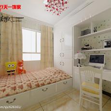 97平米三居卧室欧式效果图片