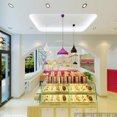 2013开放式厨房餐厅一体装修设计