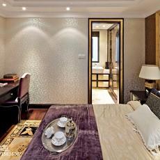 热门132平米现代别墅卧室装修设计效果图片欣赏
