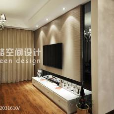 热门70平方二居客厅现代效果图
