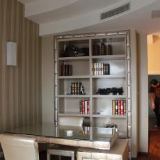 别墅书房欧式装修设计效果图片欣赏