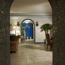 热门地中海一居休闲区装修效果图片欣赏