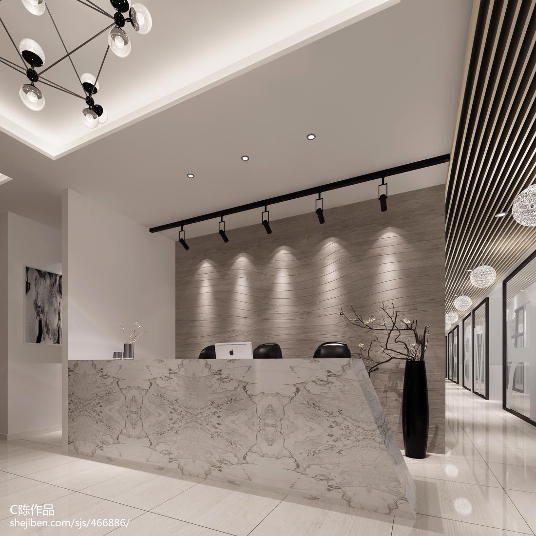2018精选面积132平复式客厅现代装饰图片大全