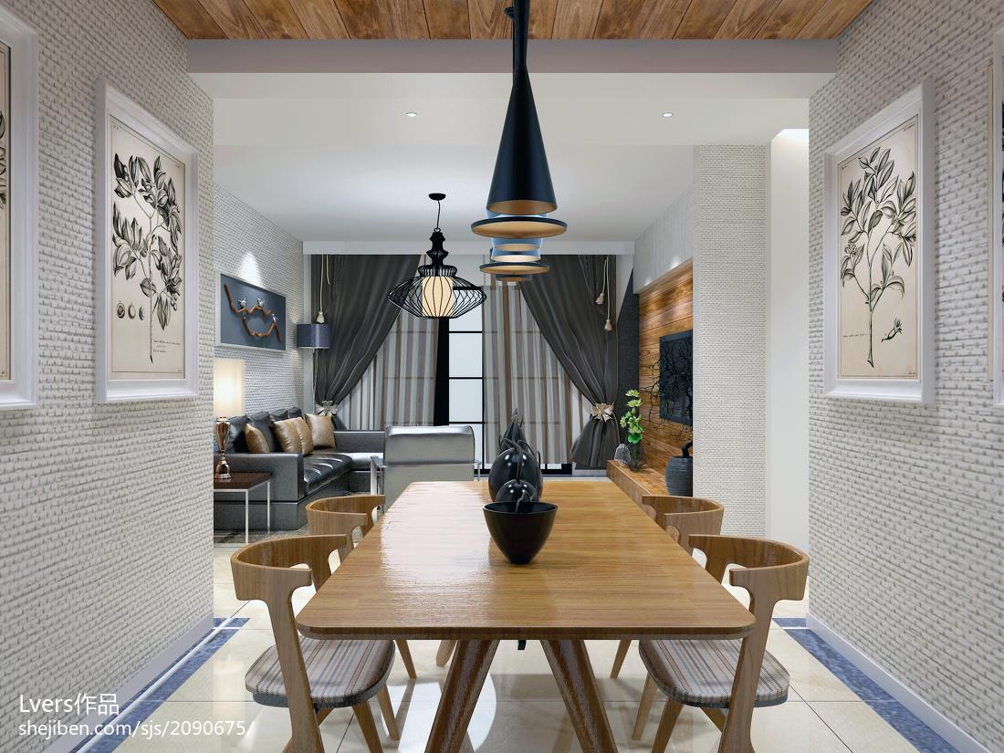 新古典家居卧室设计