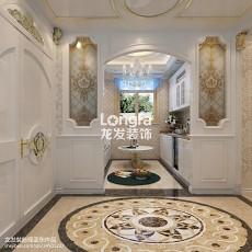 125平米欧式复式厨房装修设计效果图片大全