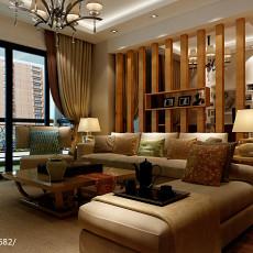 现代沙发背景