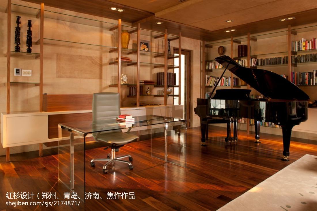 高雅欧式风格客厅设计效果图