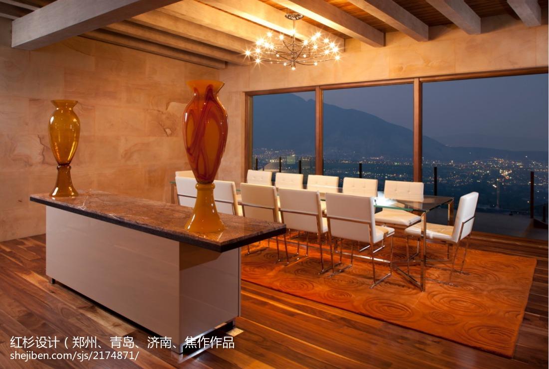 高雅欧式风格别墅设计效果图
