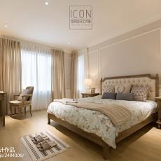 精美别墅卧室美式欣赏图片