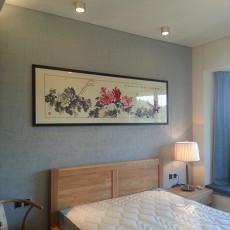 2018面积139平现代四居卧室装修欣赏图片大全
