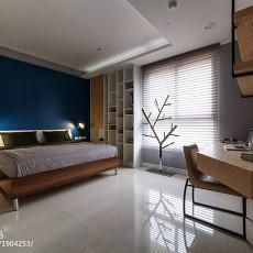 201883平米二居卧室现代装修欣赏图片大全
