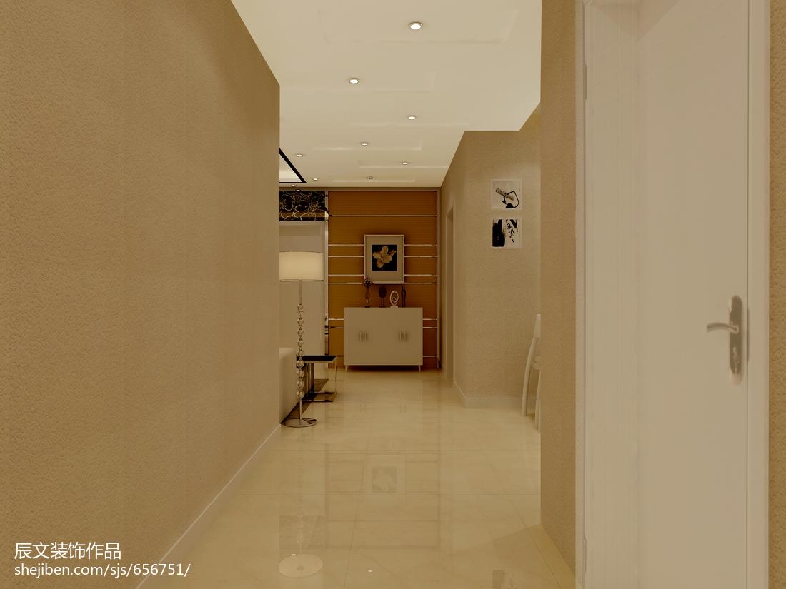 现代四居装修设计效果图片大全