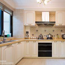 新古典厨房装修效果图大全