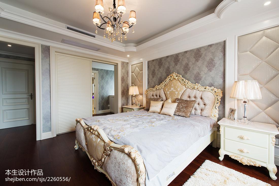 新古典卧室装修效果图片