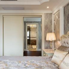 精选132平米欧式别墅卧室装修效果图片欣赏