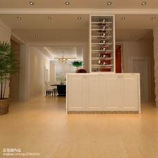 201897平米三居餐厅欧式装修设计效果图
