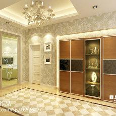 137平方四居客厅现代效果图片