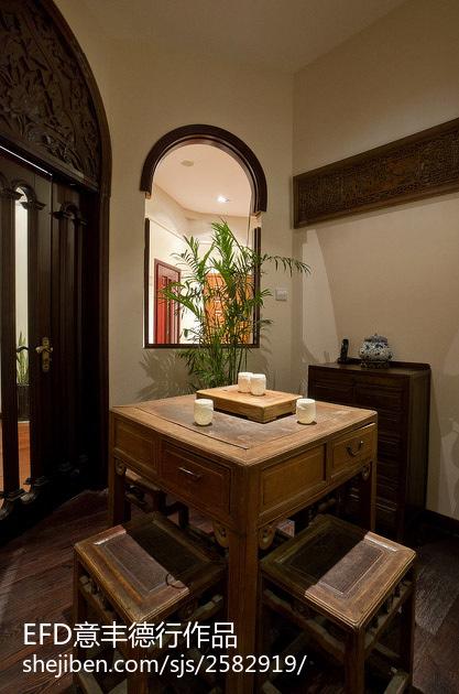 豪华复式厨房设计图片