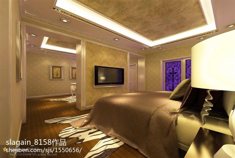 家居时尚现代格调卧室装修