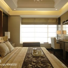 201893平米三居卧室现代装修设计效果图