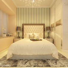 101平米三居卧室现代装修图片大全
