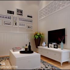 热门现代小户型客厅装修图片欣赏