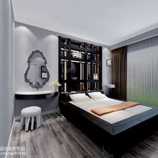 热门现代三居卧室装修欣赏图片